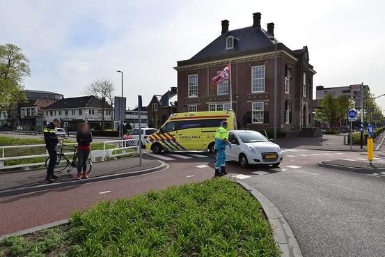 Maatregelen op rotonde centrum Hoofddorp