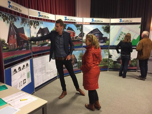 Lof en hoon voor villaplan bij Kalkovenbrug Hillegom