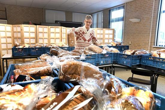Voedselbank Den Helder: 'Verspilling van voedsel tegengaan' [video]