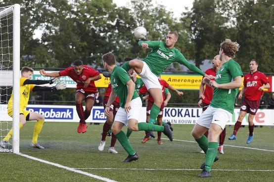 Eemdijk spoelt kater weg tegen Purmersteijn: 'Goed voetbal is van later zorg'