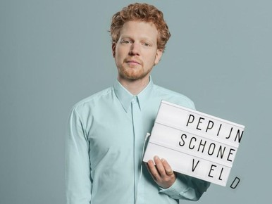 Cabaretier Pepijn Schoneveld: 'De vrees om te mislukken is wel weggeëbd'