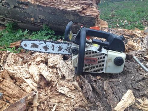 Bomen op Heemskerks landgoed Marquette mogen gekapt