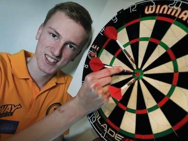 Darter Wessel Nijman (Uitgeest) uitgenodigd voor Nederlands team