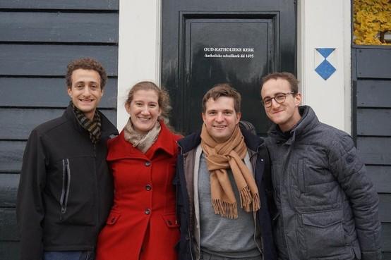 Schuurkerk Zaandam wordt haven voor musici