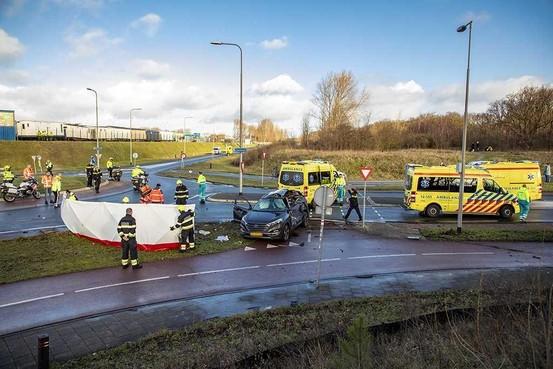 Heemskerker (69) overleden bij ongeluk in Beverwijk