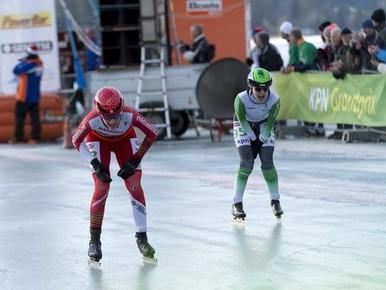 Warmondse schaatsster: ,,Dit doe ik nooit meer.''