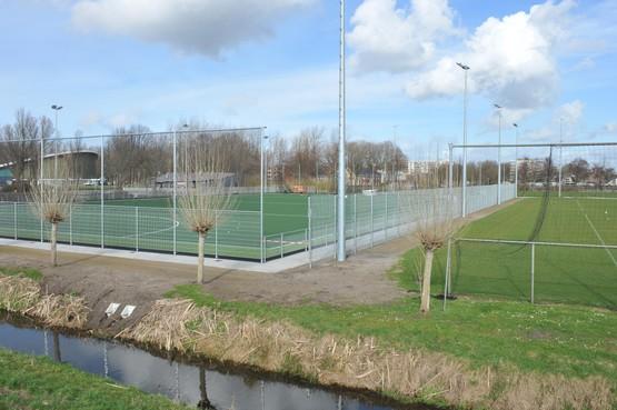 Belangrijk besluit voor sportclubs op Beverwijks Landgoed Adrichem