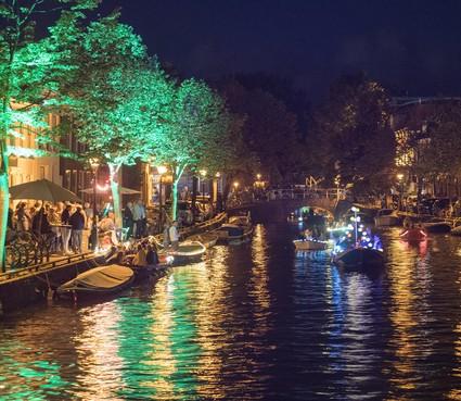 Lichtjesavond Alkmaar zet in op lichtkunst