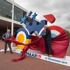 Wethouder Pieter Dijkman blikt terug op geslaagd EK Wielrennen: 'Dit is goud voor Alkmaar'