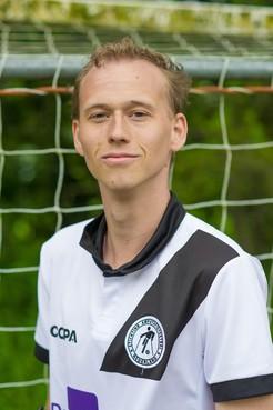 In memoriam: Timo Graver (21) promotor van amputatievoetbal