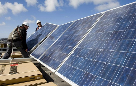 Groene leges voor zonnepanelen op monumenten