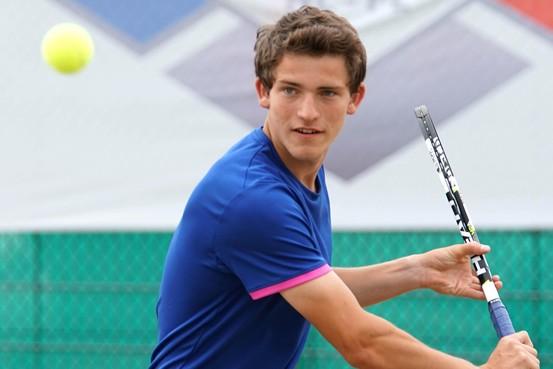 'Tennisliefhebber' Djulyan door sterke competitie heel punt gestegen in rating