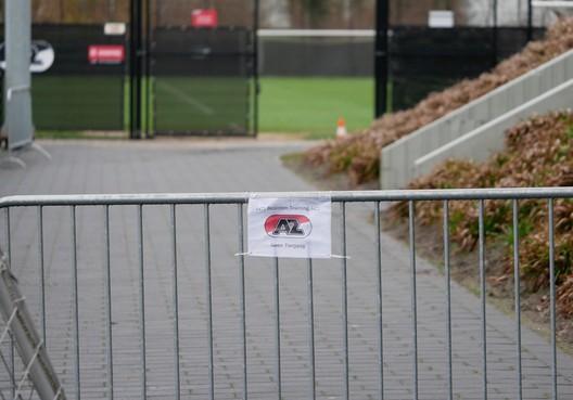 Reserves van AZ verliezen besloten oefenwedstrijd tegen Ajax