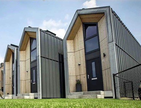 Garantie aan omwonenden: tiny houses in Enkhuizen na tien jaar absoluut weer weg