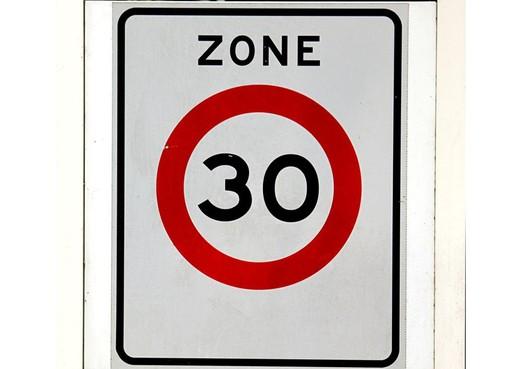 Westzijde Zaandam wordt een 30 kilometerstraat