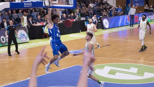 Kwartfinale Europe Cup kan nog voor ZZ Leiden [video]