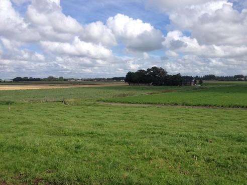 Plan voor aanleg glasvezelnet in polder