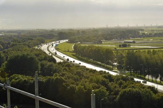 Belangengroep Geluidshinder Grote Waal wil naar Tweede Kamer met metingen overlast snelweg A7