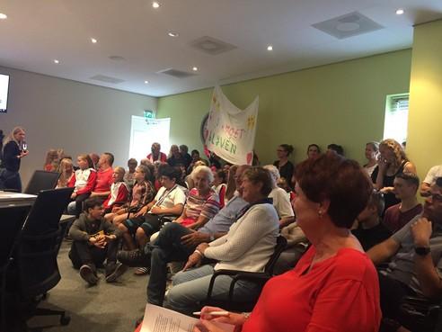 Spanning voor GTS tot het laatst: gemeente Stede Broec koopt turnhal na onderhandeling