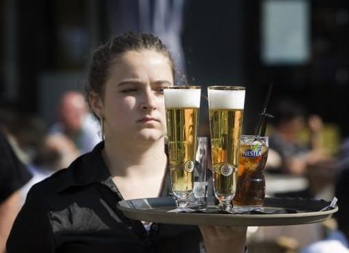 Leiden laat strenge terrasteugels vieren