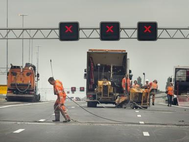 Knelpunt A4 bij Leiden wordt aangepakt