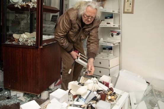 Kraak ramp voor 71-jarige juwelier Soest