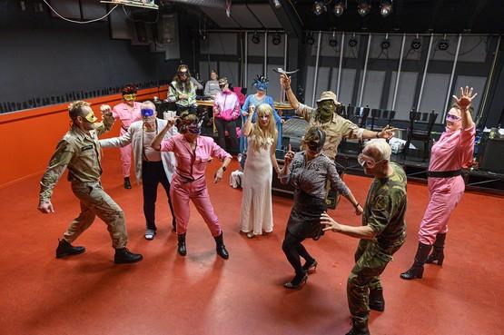 Toneelgroep Morgana jubileert met Shakespeare in Zaantheater