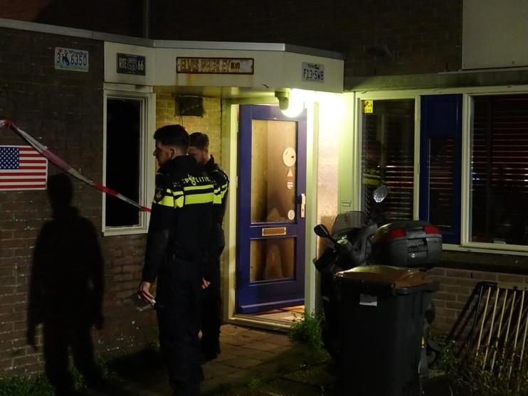 Weer brand bij woning Binnendijk Purmerend, politie vermoedt brandstichting