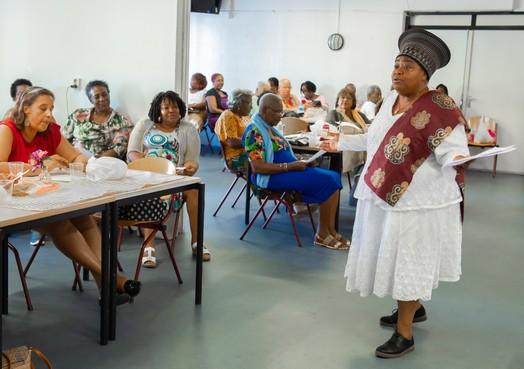 Surinaamse gezelligheid in Zaandam: 'Je bent thuis waar je gelukkig bent'