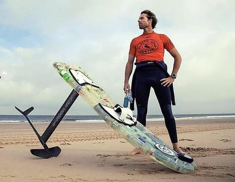 Plastic Soup Surfer Merijn Tinga: 'Fijnstof van autobanden is een enorm probleem aan het worden'