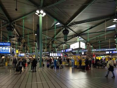 Voorrang voor stillere vliegtuigen Schiphol