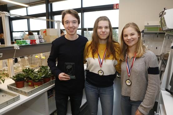 Gymnasium Hilversum wint technologie-wedstrijd