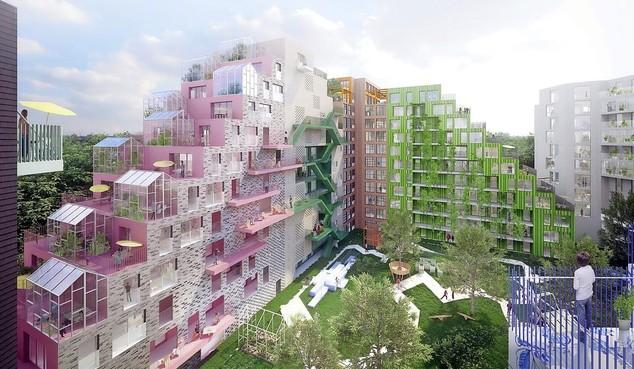 Steeds meer woningen nabij treinstations Noord-Holland