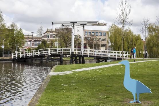 Plan voor een groener, klimaatbestendig Leiden