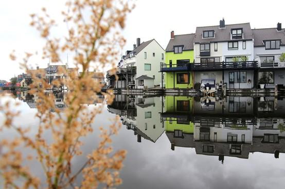 Voormalig ambtenaar Den Helder: tien jaar terug vond de gemeente het groene huis geen probleem