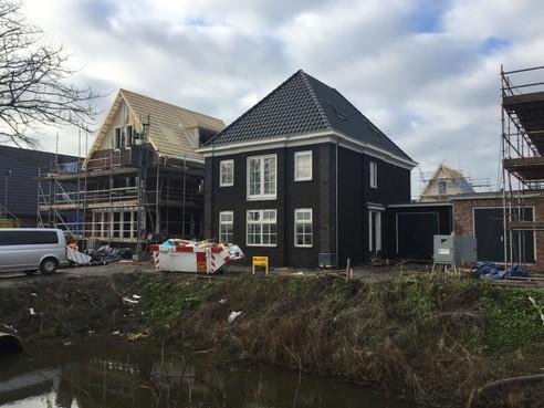 Nieuwbouw Noorderdracht in Zwaag doelwit van inbrekers