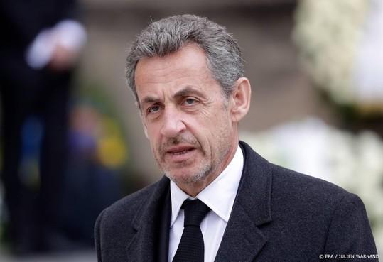 Sarkozy definitief voor rechter om corruptie