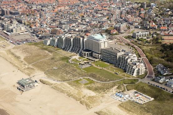 Geen toestemming voor diepe parkeergarage bij Huis ter Duin in Noordwijk