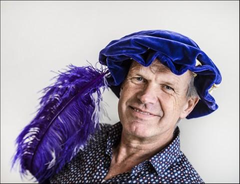 Hoofdpiet Dekker zwaait af als voorzitter van de intocht in IJmuiden, maar blijft Piet: 'Stop met de discussie, gun elkaar de tijd'