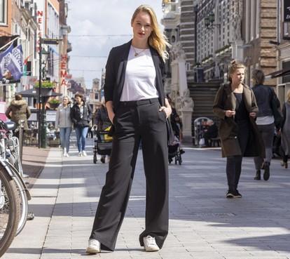 Juliet Broersen wil met Europese partij Volt tegen de stroom oproeien