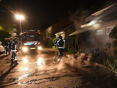 15-jarige jongens niet langer verdacht van brandstichting in omgeving Leiden