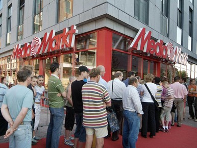 MediaMarkt in Alphen verkleint winkel