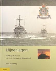 Oud-marineman schrijft boek over mijnenjagers van Alkmaar-klasse