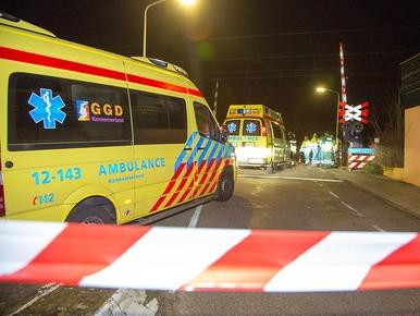 Treinverkeer Haarlem-Leiden stil na ongeval