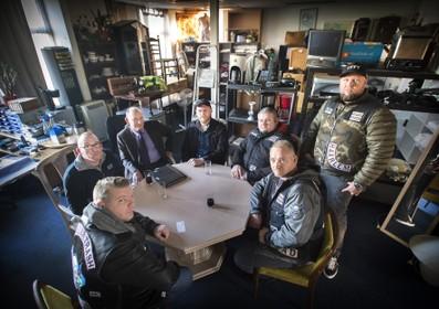 Burgemeester Haarlem: clubhuis Trailer Trash Travellers jaar dicht