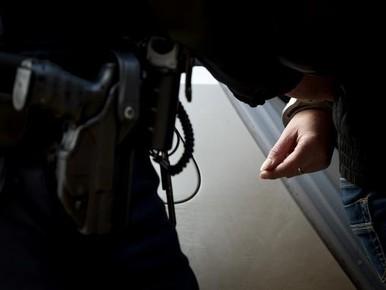 Vier autokrakers opgepakt in Hoofddorp