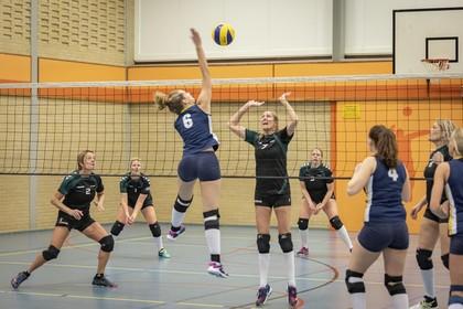 Overuren voor volleybalsters van Move