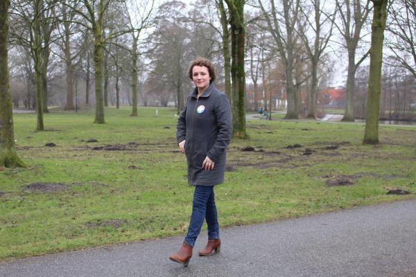 Renske Leijten: 'Ik zat te verpieteren in het parlement'