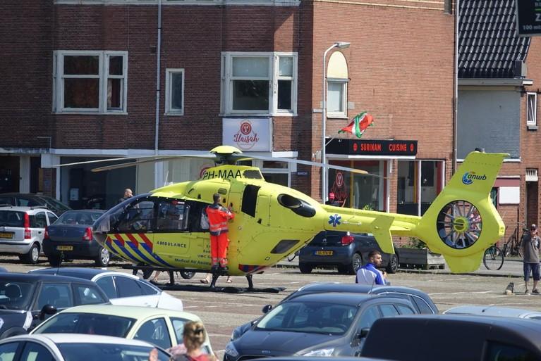 Grote zoekactie naar vermist persoon in water aan Westkade in Zaandam; uiteindelijk niemand gevonden