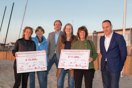 Juttersgeluk krijgt weer geld uit het Eneco Luchterduinen Fonds